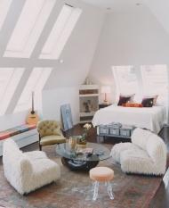 阁楼卧室图片