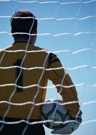 守门员,足球,球门,图片