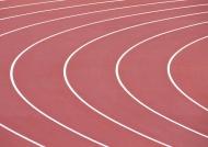 田径运动跑道图片
