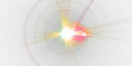 炫彩光线PNG图片01