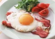 牛肉荷包蛋图片